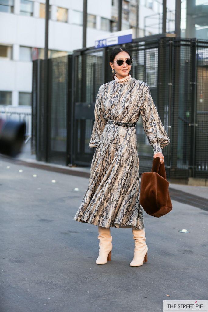 Paris Women Fashion Week / Spring-Summer 2019