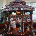 Gingerbread House at Disney's Boardwalk Resort and Hotel at Disney World