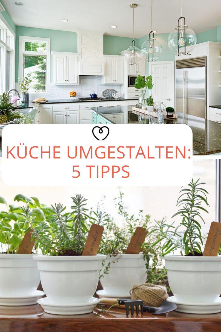 Küche streichen und die passende Einrichtung (mit Bildern