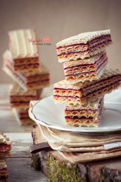 Andruty - wafle domowe
