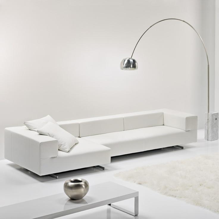 Superb Cubo, White Sofa By Frighetto _