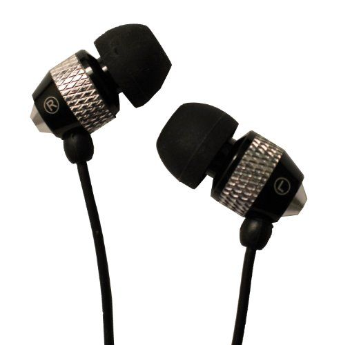 Northcore Soundwave NOCO181B - Auriculares impermeables, color negro