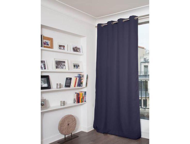 Achetez les rideaux occultants Moondream en ligne : le rideau occultant bleu Galaxie vous garantit un sommeil réparateur. Jusqu'à 100% d'effet occultant !