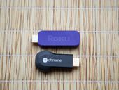 Roku's new Streaming Stick is clearly aiming to take on Google's Chromecast, but both streamers have their strengths and weaknesses. Here's how they compare so far.