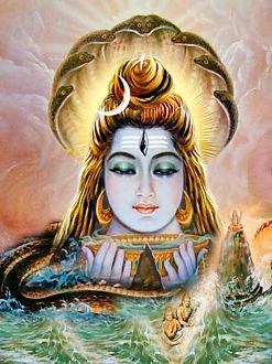 "Lord Shiva-another name Mrigavyadha translates as ""the deer hunter""-(www.harekrsna.de 2013)"