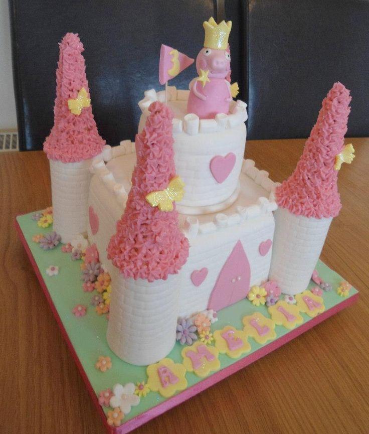 Princess Birthdays Cakes