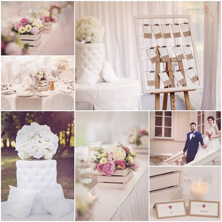 collage wedding - wedding photography  Fotografia ślubna