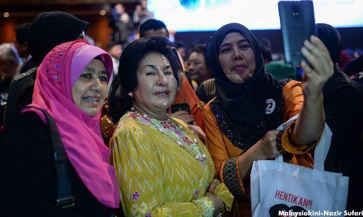 Rosmah Mansor saran ibu bapa tak beri telefon prabayar kepada anak   Isteri Perdana Menteri Datin Seri Rosmah Mansor berharap agar semua pihak dapat mengambil bahagian dalam memberi kesedaran tentang jenayah seksual di kalangan kanak-kanak kepada masyarakat.  Rosmah yang juga penaung Seminar Jenayah Seksual Kanak-kanak turut menggesa agar semua anggota parlimen dan lapisan masyarakat menyokong rang undang-undang berkaitan jenayah seksual kanak-kanak yang akan dibentangkan di Parlimen.  Ini…