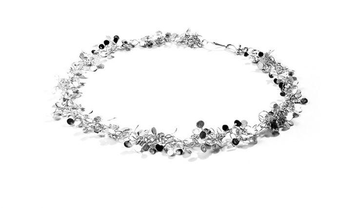 Liliana Guerreiro | Collections - Handmade silver necklace