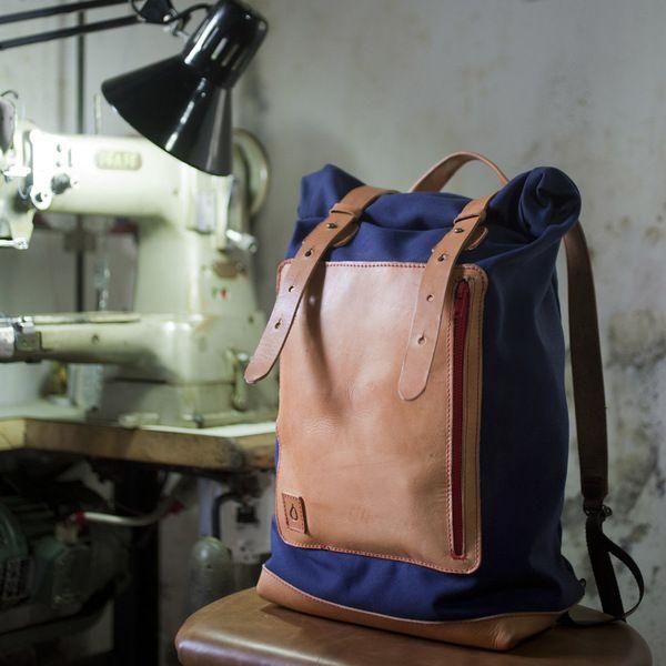 Sailor's backpack di disappear su DaWanda.it #DaWanda