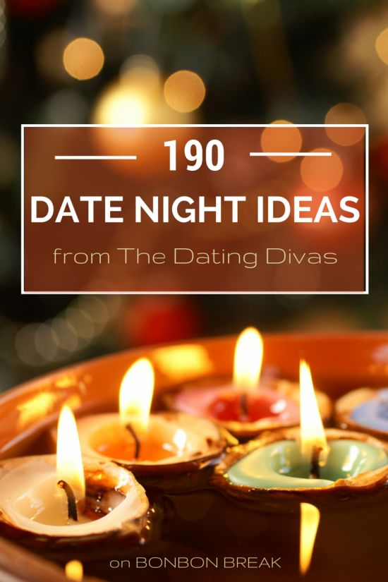 190 Date Night Ideas from The Dating Divas -- the parents need some adult time, too! I find that we function better as a family after a date night. We are more in tune and everything flows a little better. There are some great ideas in here that are EASY and FREE!