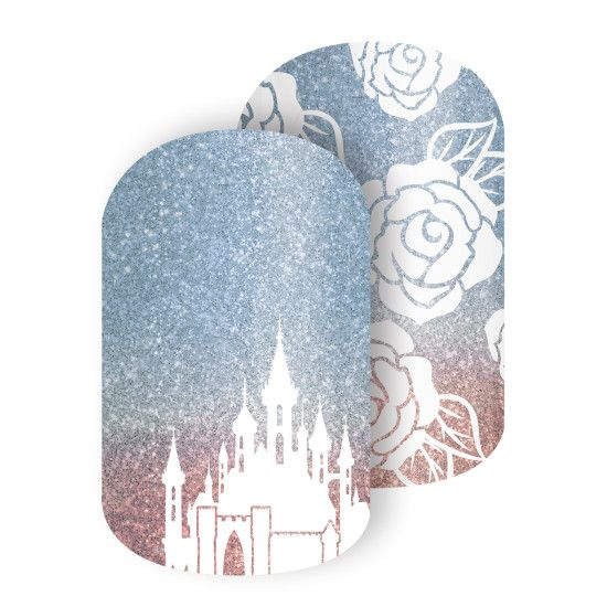 Aurora's Castle | Jamberry I am BEYOND EXCITED!!!!! Jamberry has collaborated with DISNEY!!! And we now have The Disney Collection By Jamberry!!! Check them out and get them at https://apesjams.jamberry.com/us/en/ This is HUGE!!! :D