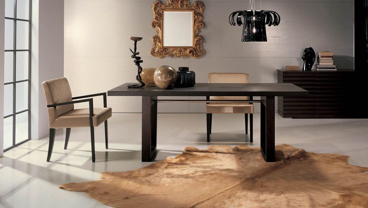 Orsi, Miles Dining Table, Buy Online at LuxDeco
