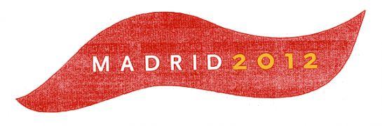 Logo Madrid 2012, por Javier Mariscal