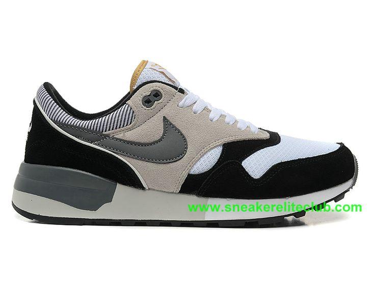 Nike Air Odyssey Bee Sting Chaussure De Course Pas Cher Pour Homme Noir Beige Blanc 652989-ID1-1603171986 - Chaussure Nike BasketBall Magasin Pas Cher En Ligne!