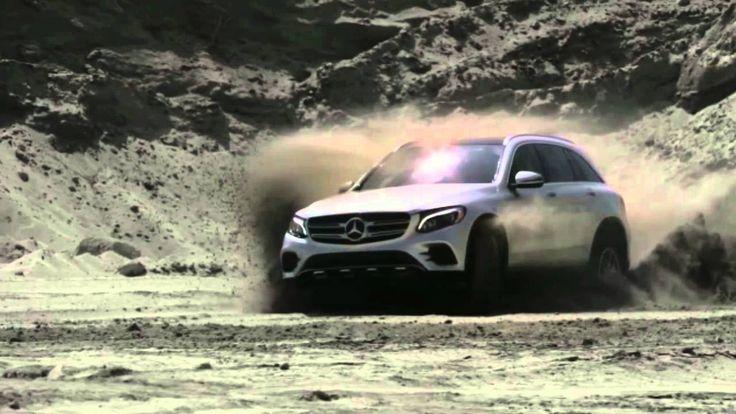 New Mercedes Benz 2016 GLC - Review