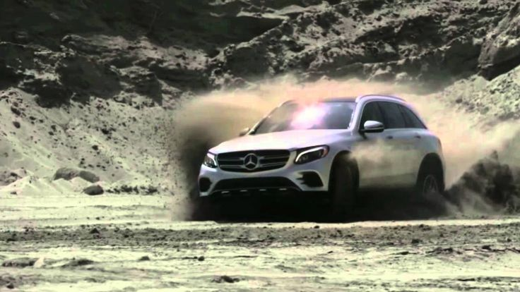 New Mercedes Benz 2016 GLC - Review