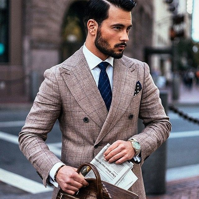 Be inspired by Kim Andersson! Follow Gentlemenwear for more posts!