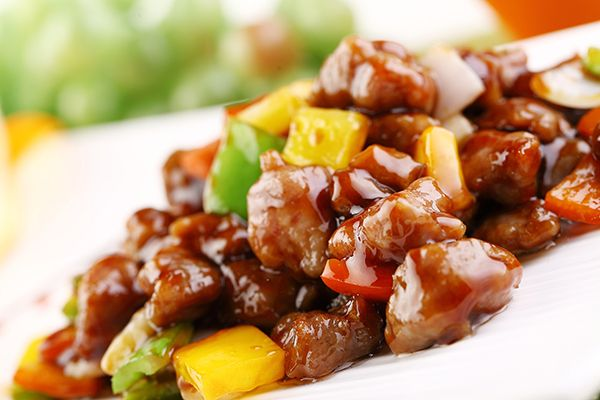 Beef with Green Pepper http://PicanhaBBQ.com