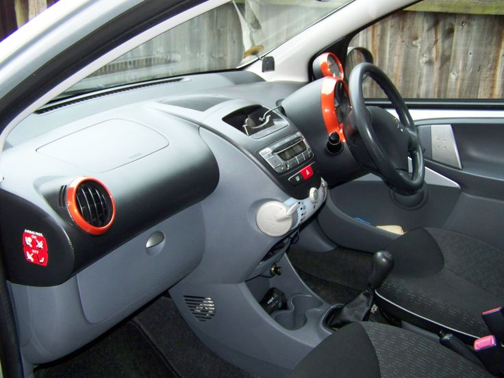1000 ideas about peugeot 107 on pinterest peugeot 306 for Peugeot 107 interior