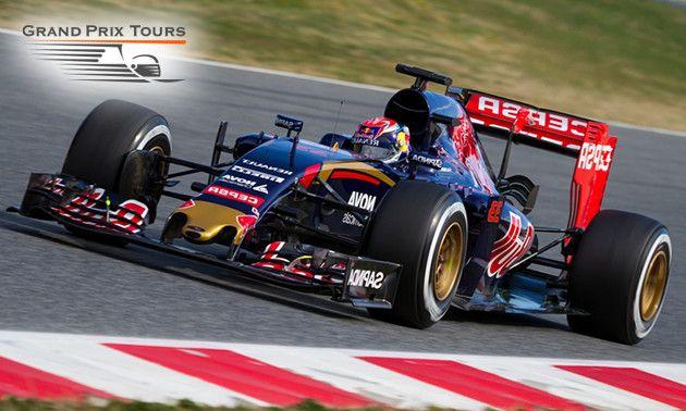Grand Prix Tours, Malmedy: Beleef een geweldige dag uit bij de vrije training van de Formule 1 Grand Prix op het circuit van Spa-Francorchamps OF een busreis + ticket Racedag Formule 1 Grand Prix Oostenrijk