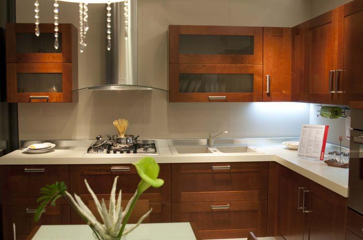 Cucine classiche in legno Scavolini | COCINAS (K) | Pinterest