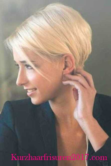 Damen Kurzhaarfrisuren 2018 Frisuren Pinterest Short Hair