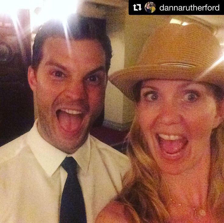 Jamie Dornan with fellow Fifty Shades cast member Dana Rutherford in France http://www.everythingjamiedornan.com/gallery/thumbnails.php?album=225