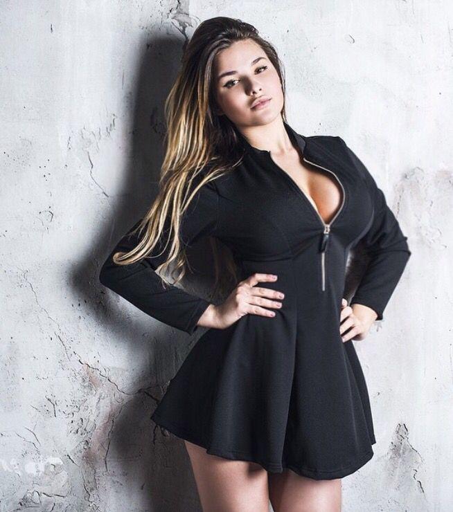 Anastasiya Kvitko quiere destronar a Kim Kardashian