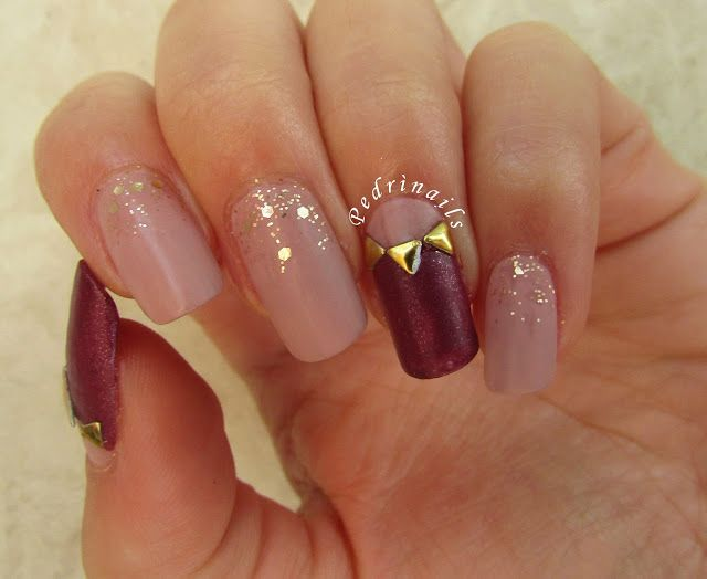 20 best metallic studs nails images on pinterest enamels 3d metal wheel box httpladyqueengold nail studsstudded prinsesfo Images