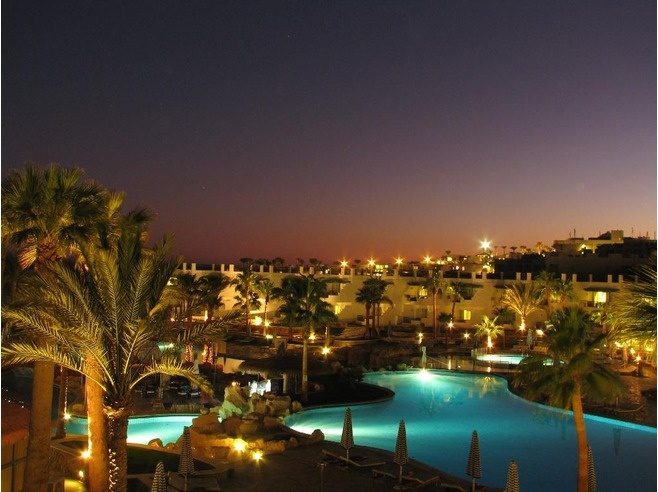 Sharm El Sheikh, Hilton Waterfalls Resort