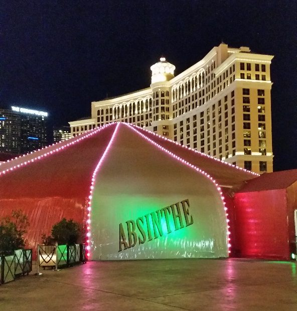 Absinthe Las Vegas is a show not to miss! - Tammilee Tips