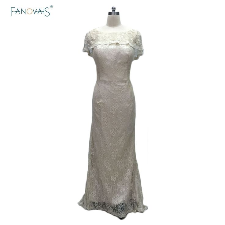 High Quality Elegant Lace Long Mother of the Bride Dresses Sheath with Cape Godmother Dress vestido de festa de casamento M1