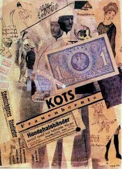 Kurt Schwitters -- Dada Collage