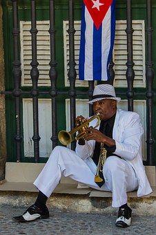 Musiker, Trompete, Musik, Jazz, Ton