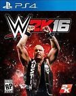 WWE 2K16 - PlayStation 4 - PS4 - BRAND NEW-FREE SHIPPING