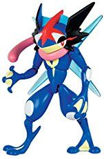 Christine: It's ASH-GRENINJA!!! Catch him!!! Actually, that's my 11-year old son, ENZO – a Pokemon fan who saw an episode with Ash-Greninja, a super powerful Pokemon with a rare ability to...