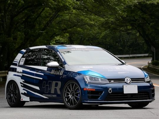Racingline Japan GOLF7R