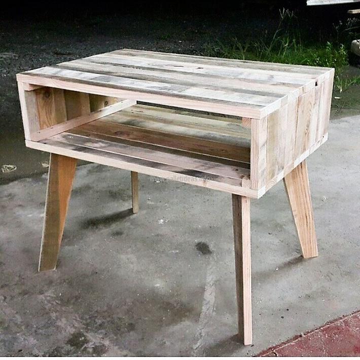Perabot - pallet table