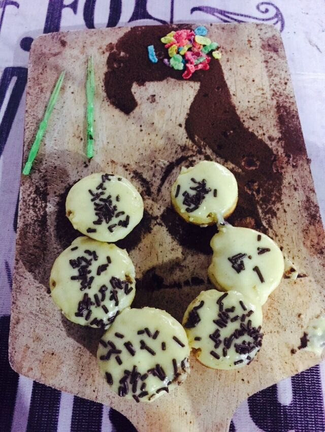Kue cubit #traditional #snacks #indonesia