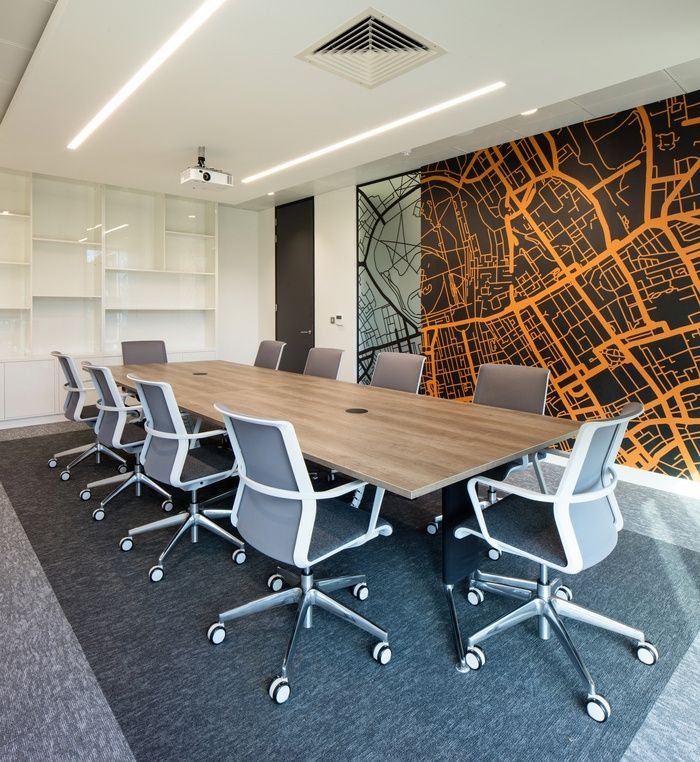 Office Tour Plan Insurance Offices Redhill Office Interiors