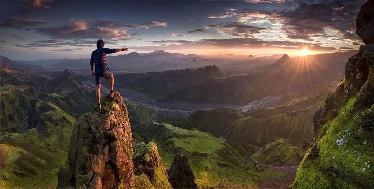 10 Fotografen, die außergewöhnliche Landschaften fotografieren