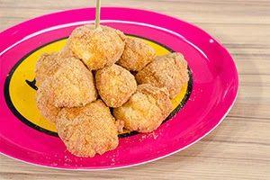 Συνταγές για μικρά και για.....μεγάλα παιδιά: Κροκέτες με ζαμπονάκι! Ιδανιικά για πάρτυ !