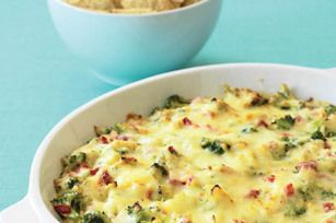 Hot Broccoli Dip Recipe from Pampered Chef