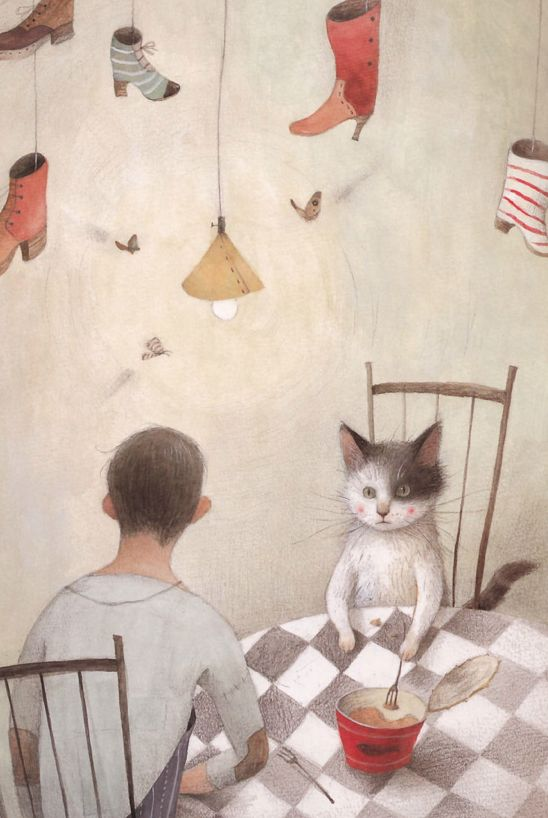 Illustration by Ayano Imai (born 1980).