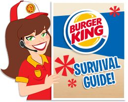 Hungry Girl's NEW Burger King Survival Guide! PIN and READ!