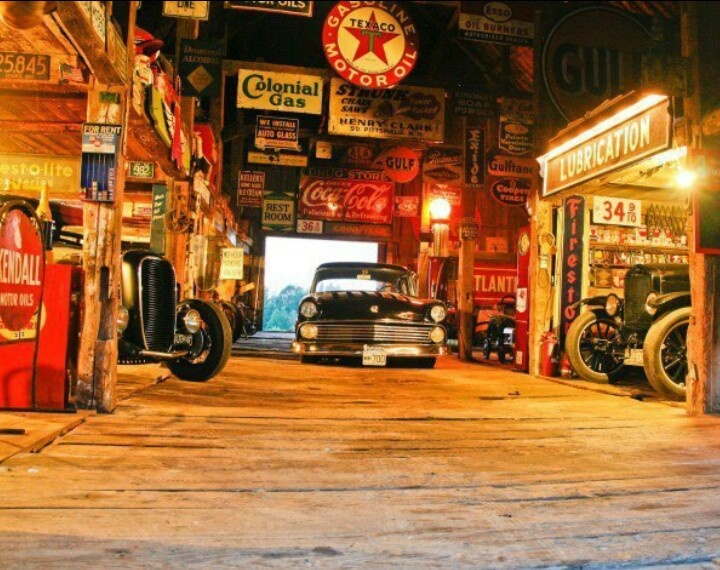 17 best cool garages images on pinterest cool garages for Auto decoration shops in rawalpindi