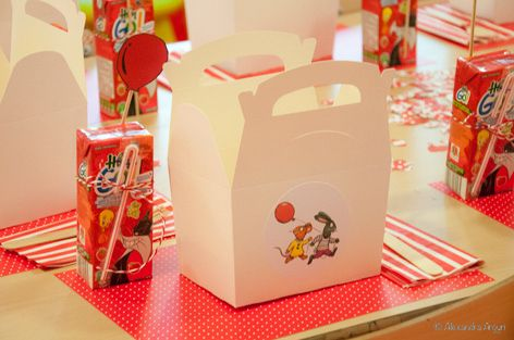 Lunch box Τικ και Τέλα