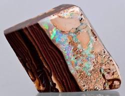 Boulder Opal from Australia