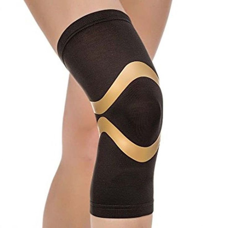 Copper Fit Infused Knee Compression Elbow Sleeve Brace As Seen. Compression Fit Support. Wear Anywhere. Copper Fit Infused Knee. Compression Elbow. Compression Sleeve Brace.
